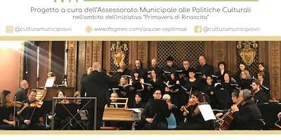 Informale concerto della Cappella Musicale Costantina