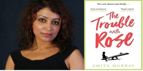 Celebrate Diversity Month ; An Evening workshop with Author Amita Murray tickets