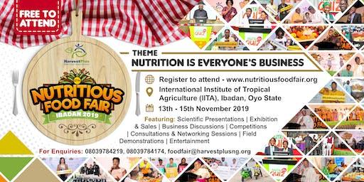 Nutritious Food Fair 2019