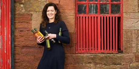 Meet the Entrepreneur @ Edinburgh Napier University - Lynn Mann, Supernature Oils tickets