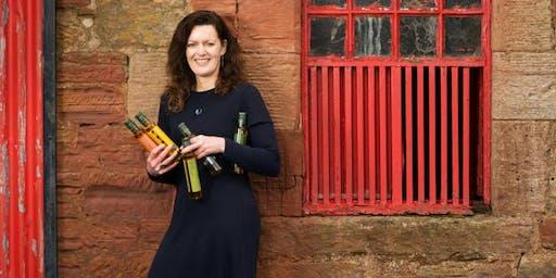 Meet the Entrepreneur @ Edinburgh Napier University - Lynn Mann, Supernature Oils