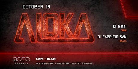 ALOKA - Day Party tickets