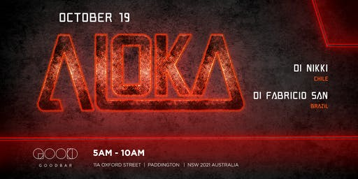 ALOKA - Day Party