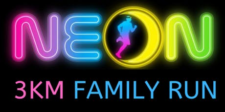 3K Family Fun Neon Run tickets