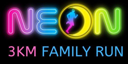 3K Family Fun Neon Run