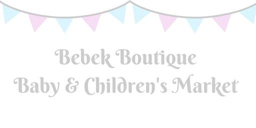 Bebek Boutique Baby & Children's Christmas Market