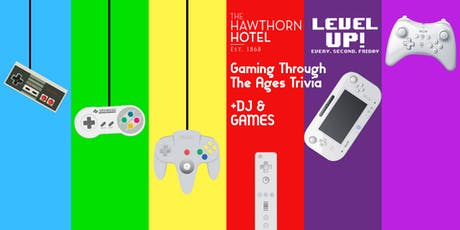 GAMING AGES: Decades of Gaming Trivia tickets
