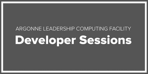 ALCF Developer Session - September 2019