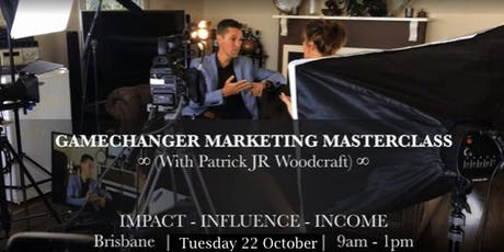 Gamechanger Marketing Masterclass - Brisbane tickets
