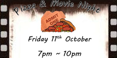 Pizza & Movie Night in support of World Mental Health Day