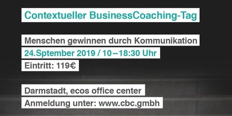 Contextueller BusinessCoaching- Tag Tickets