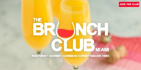 The Brunch Club (Sept 2019) tickets