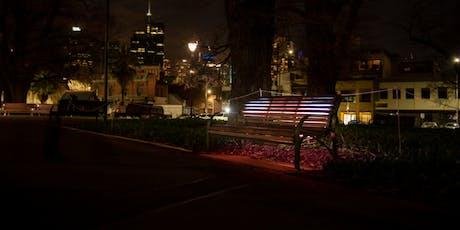 When echoes find light - public art installation tickets