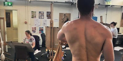 Taught Life Drawing in City Centre
