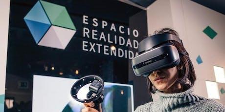 Espacio Realidad Extendida | Martes a viernes entradas