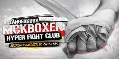 Anfängerkurs Jugend Kickboxen Mannheim ab 10 Jahre