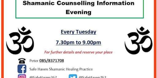 Shamanic Counselling Information Evening