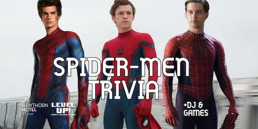 SPIDER-MEN: Spidey Universe(s) Trivia