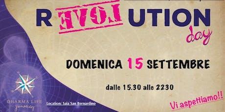 Revolution Day biglietti