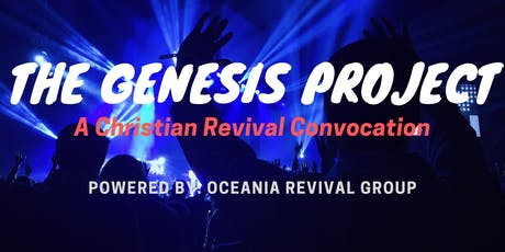 The Genesis Project tickets