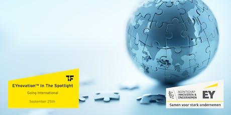 EYnovation™ In The Spotlight | Going International tickets