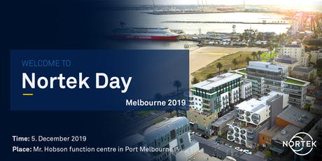 Nortek Day - Melbourne 2019 tickets