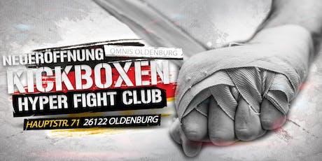 Kopie von Neueröffnung Omnis Kampfkunst Akademie Oldenburg Tickets