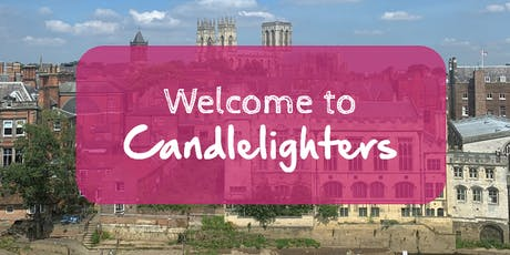 """""""Welcome to Candlelighters"""" Networking at Aviva York tickets"""