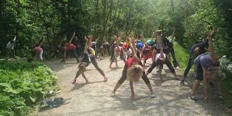 Yoga Walk with Caroline Conroy on Suir Blueway tickets
