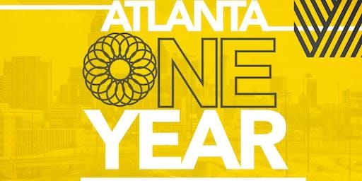 Jennifer LeClaire's Impartation Service: AHOP Atlanta One Year Anniversary