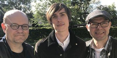 Kulturpunktens Söndagsjazz med Svenska Trion