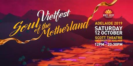 Vietfest 2019 - Music show tickets