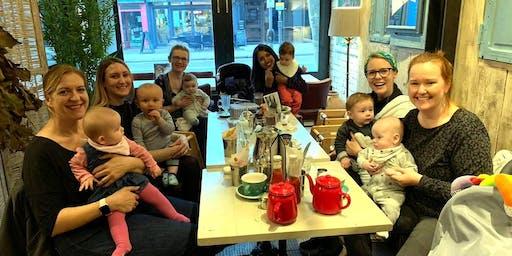 Mummy Buddy GROUPS - Chiswick (weekly)