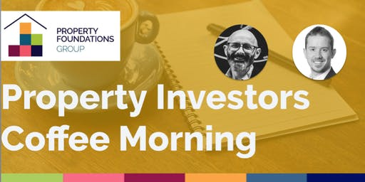 Property Investors Coffee Morning