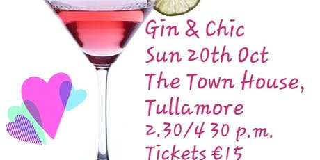 Gin & Chic Ladies Afternoon tickets