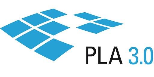 PLA 3.0 Advanced Analysis Workshop, May 2020, Boston, MA (USA)