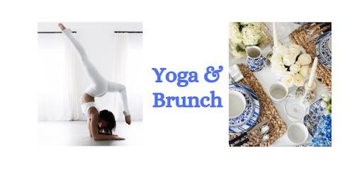 Yoga & Brunch- Laatste van dit jaar!