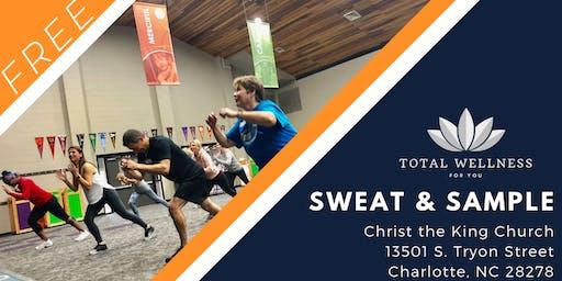Sweat & Sample