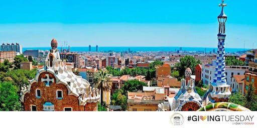 Co-working de #GivingTuesday a Barcelona
