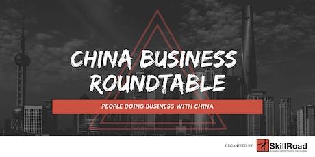 6.CBR: Konflikte und Probleme chinesischer Arbeitnehmer in Deutschland Tickets