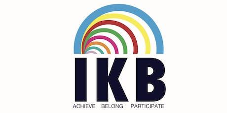 IKB - Prospective parents information events tickets