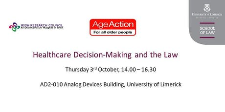 Healthcare Decision-Making and the Law  tickets
