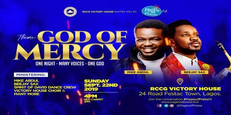 Pages of Praise 14th Edition (A Gospel Music Concert) tickets