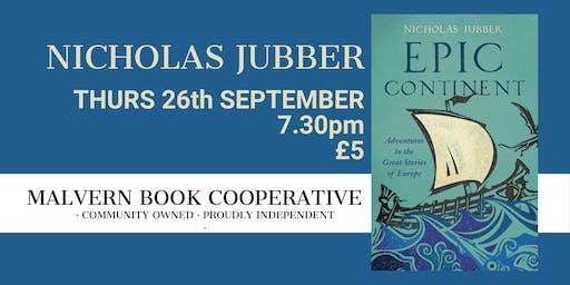 Nicholas Jubber - Epic Continent
