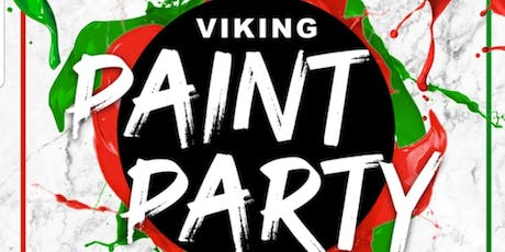 Viking Paint Party tickets