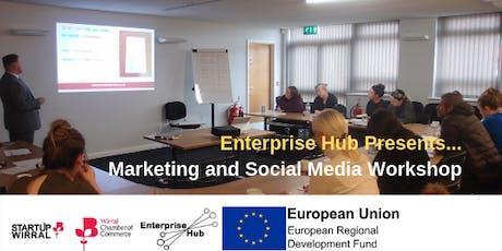 Enterprise Hub presents - Marketing & Social Media tickets