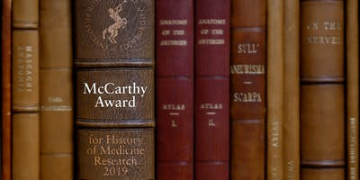 The McCarthy Award for History of Medicine Research