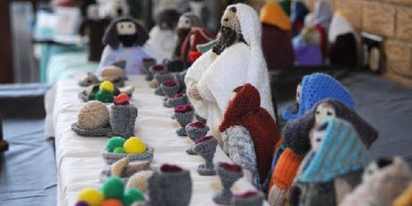 Knitted Bible Exhibition  tickets