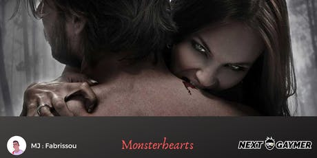 Monsterhearts - par Fabrissou billets