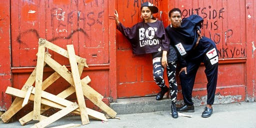 Hackney's Got Style: Exhibition Tour for Families